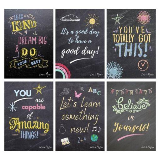 Children's Pack of Encouraging Prints
