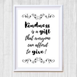 Kindness Prints