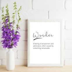 Wonder print