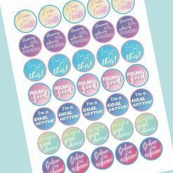 Adult Journaling stickers