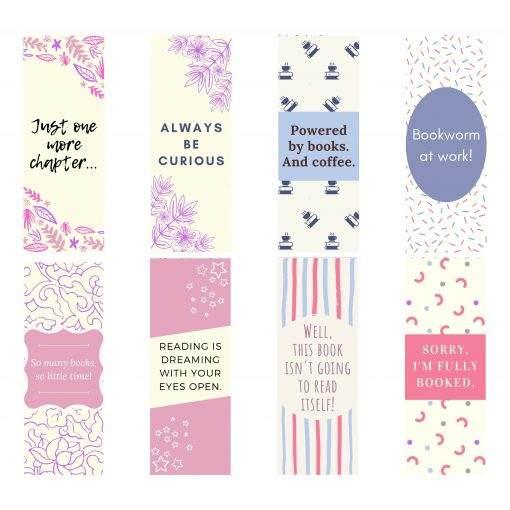 Bookmark set